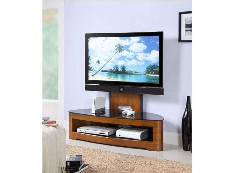 35 Best Cantilever Tv Stands Images On Pinterest | Tv Stands with regard to Current Cantilever Tv Stands
