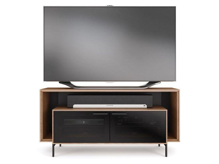 35 Best Tv Stand Images On Pinterest | Tv Stands, Media Consoles Pertaining To Best And Newest Double Tv Stands (Image 2 of 20)