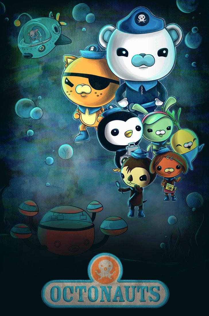 37+ Octonauts Wallpaper For Octonauts Wall Art (View 16 of 17)