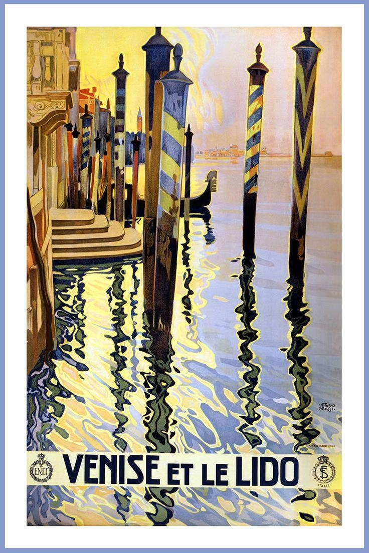 38 Best Cool Posters Images On Pinterest | Vintage Travel Posters With Italian Cities Wall Art (View 5 of 20)