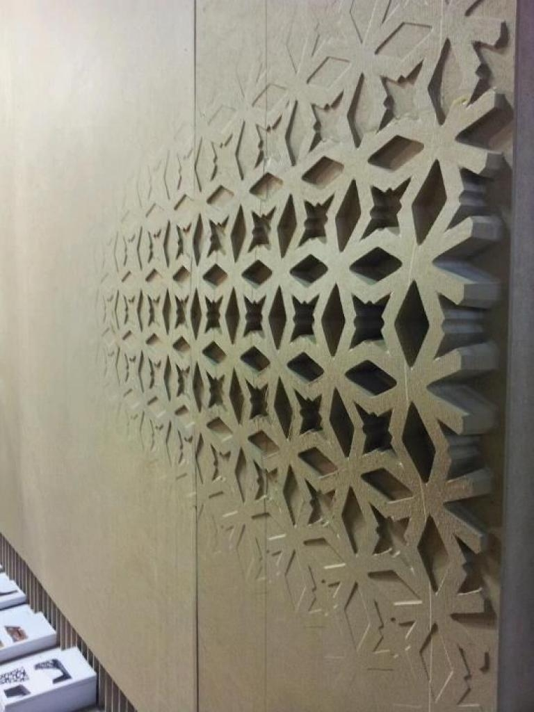 3D Printed Wall Art Pinterest The World39S Catalog Of Ideas Decor Inside 3D Printed Wall Art (Image 10 of 20)