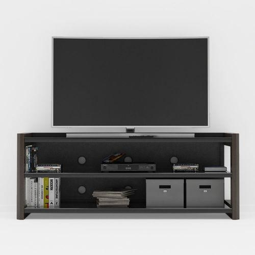 3D Sonax B 051 Lmt Milan Tv Stand | Cgtrader In Most Recent Sonax Tv Stands (Image 3 of 20)