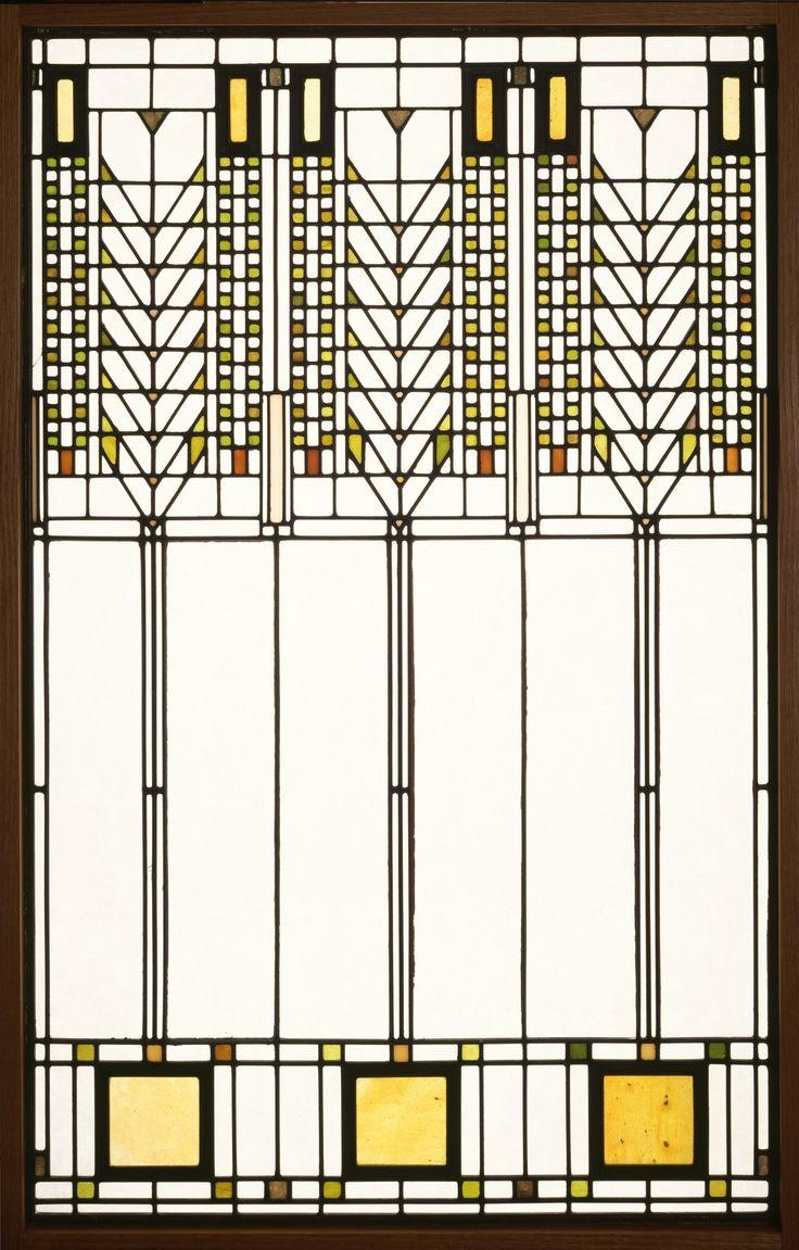 44 Best Frank Lloyd Wright Images On Pinterest | Frank Lloyd Intended For Frank Lloyd Wright Wall Art (Photo 8 of 20)
