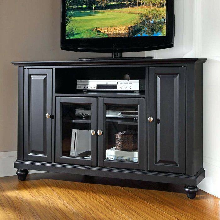 46 Tv Stands – Effluvium intended for Current Corner Tv Stands For 46 Inch Flat Screen