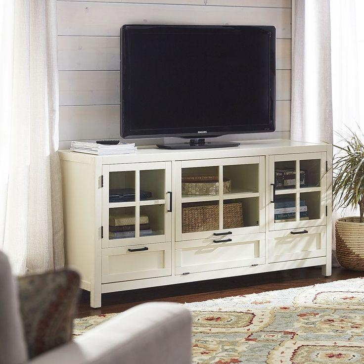 50 Best Tv Stand Ideas For Great Room Images On Pinterest | Tv Inside Newest Large White Tv Stands (Image 1 of 20)