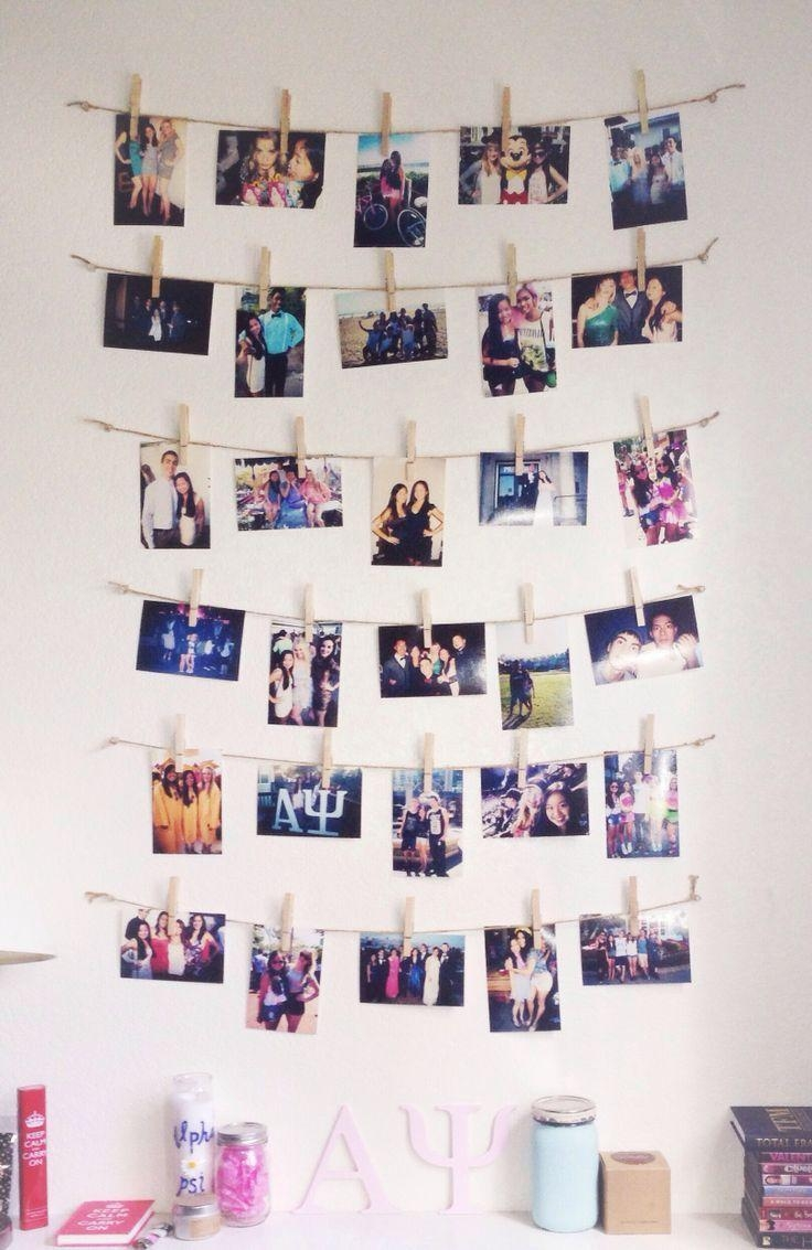 50 Decoration Ideas To Personalize Your Dorm Room With | Dorm for Wall Art for College Dorms