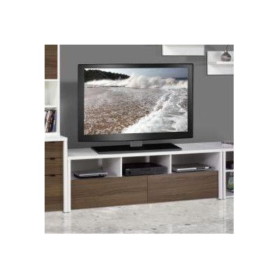 52 Best Tv Stand Images On Pinterest | Tv Stands, Entertainment In Latest Nexera Tv Stands (Image 6 of 20)