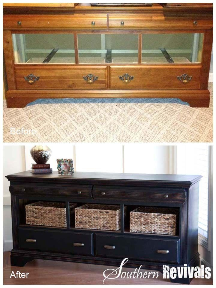54 Best Alternative Tv Stand Ideas Images On Pinterest | Home Intended For Current Tv Stands With Baskets (Image 1 of 20)