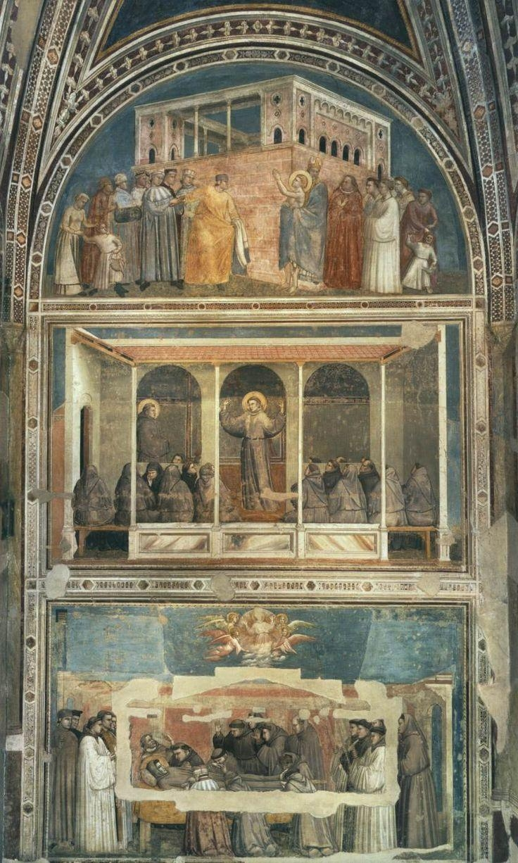 543 Best Giotto Di Bondone Images On Pinterest | Fresh, Padua Regarding Italian Scene Wall Art (View 16 of 20)