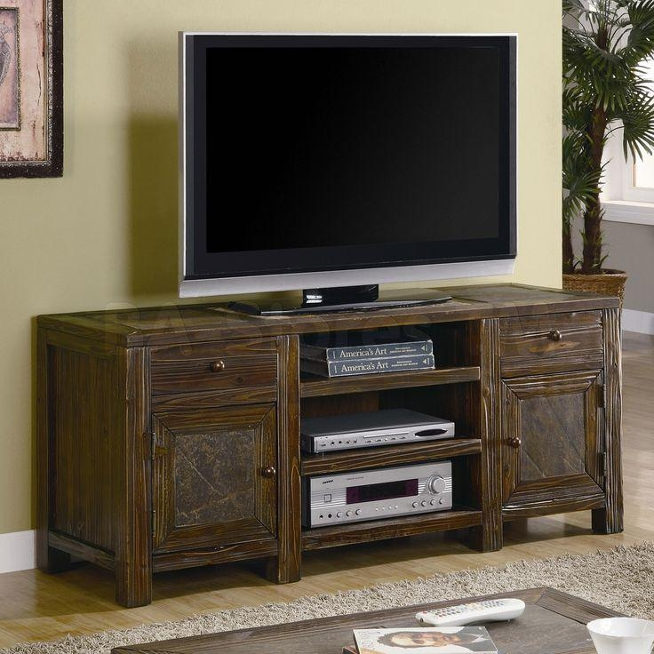 57 Best Entertainment Centers Images On Pinterest | Rustic Tv within Best and Newest Rustic 60 Inch Tv Stands