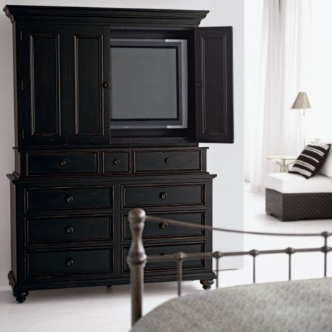 58 Best Furniture Painted Tv Stands And Media Cabinets Images On For Best And Newest Tv Hutch Cabinets (Image 2 of 20)