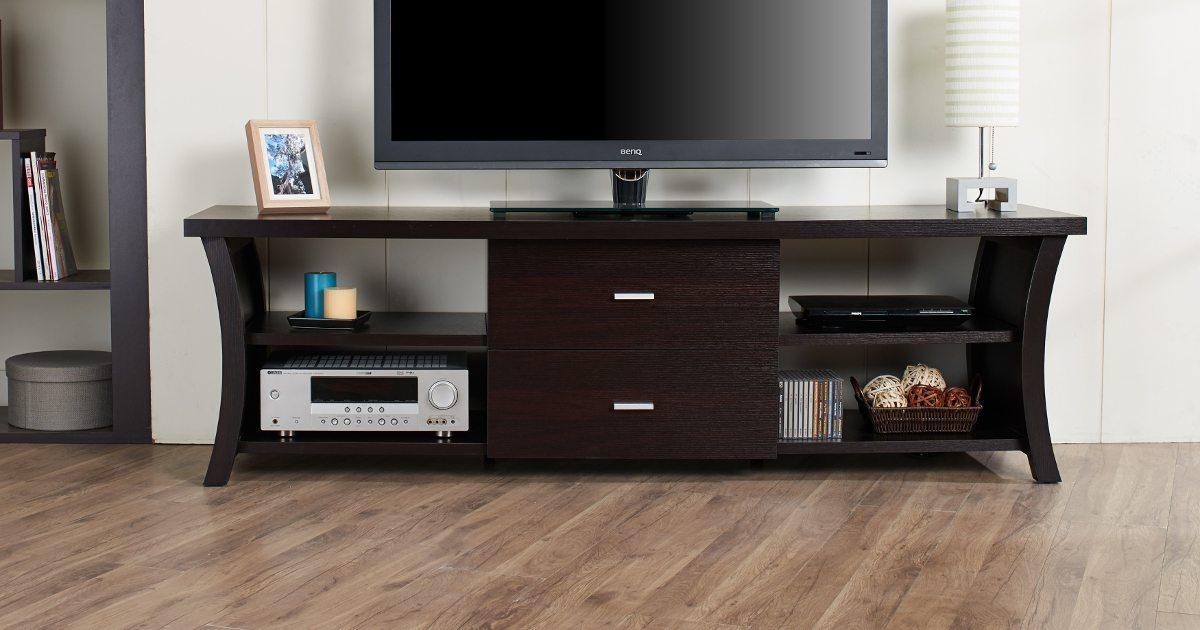 6 Tips For Choosing The Best Tv Stand For Your Flat Screen Tv Regarding 2018 Wooden Tv Stands For Flat Screens (Photo 11 of 20)