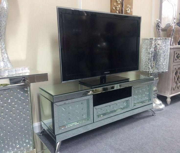 60 Best Mirrored Furniture Images On Pinterest | Mirrored within 2017 Mirror Tv Cabinets