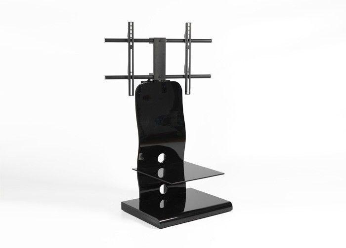 61 Best Black Glass Tv Stands Images On Pinterest | Cable With Latest Iconic Tv Stands (Image 7 of 20)