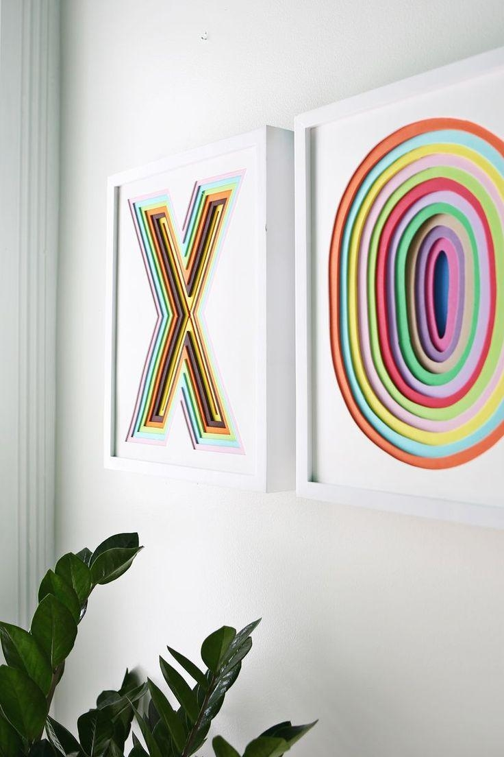 616 Best Art & Prints Images On Pinterest | Free Printables, For inside Glamorous Mother of Pearl Wall Art