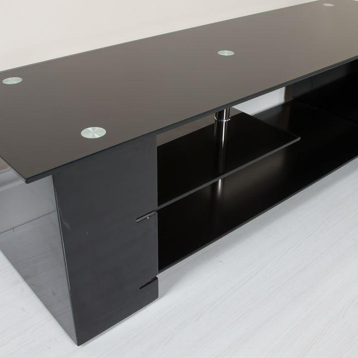 65 Best Modern Tv Stands Images On Pinterest | Modern Tv Stands Regarding Recent Shiny Black Tv Stands (View 19 of 20)