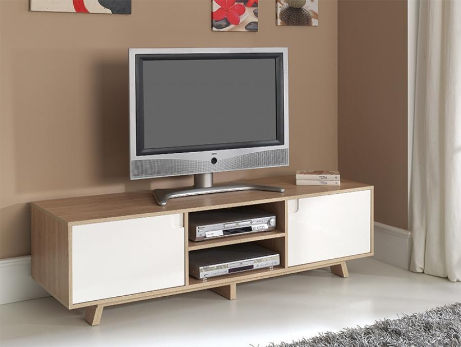 7 Best Tv Meubel Images On Pinterest | Live, Family Rooms And Home throughout Most Up-to-Date Contemporary Oak Tv Cabinets