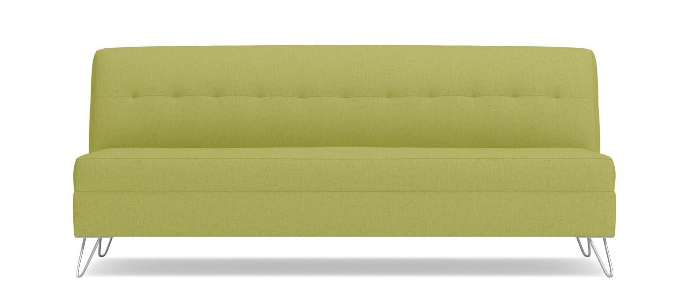 7 Midcentury Sofas + Sectionals With Classic, Colorful Style throughout Mod Sofas