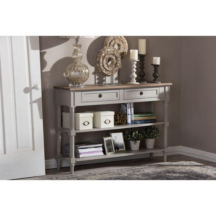 71 Best Console Tables & Tv Stands Images On Pinterest | Console within Latest French Country Tv Stands