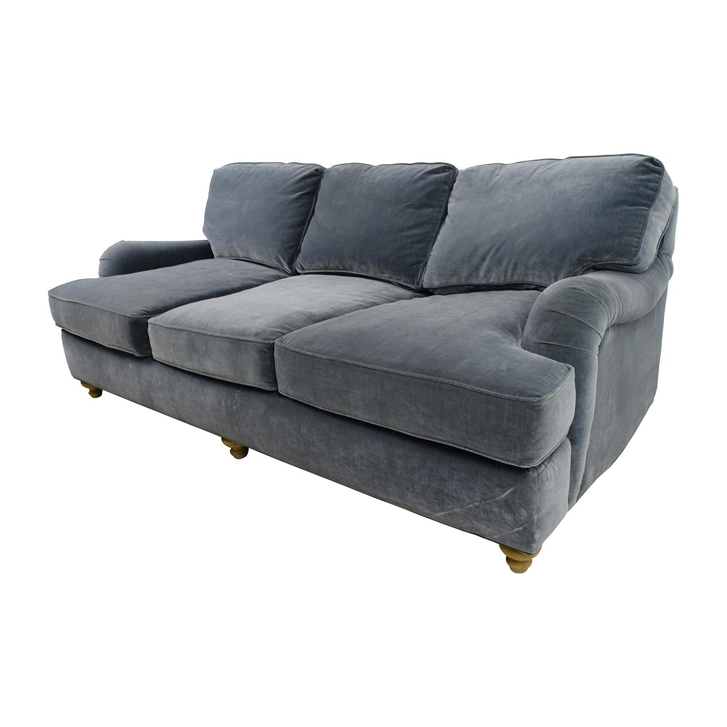 79% Off - Restoration Hardware Restoration Hardware English Roll inside Classic English Sofas