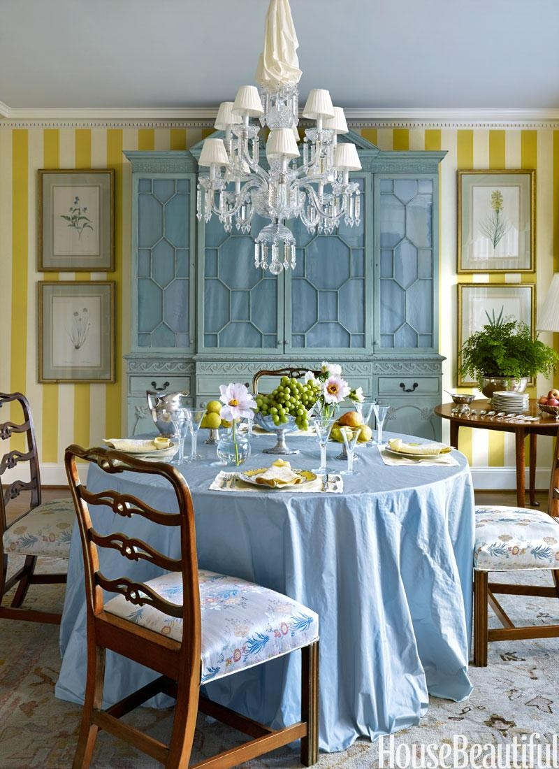 85+ Best Dining Room Decorating Ideas And Pictures With Regard To Formal Dining Room Wall Art (View 14 of 20)