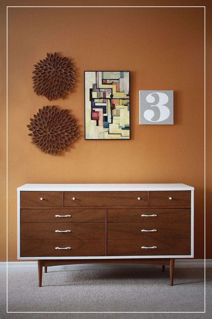 86 Best Vintage Credenza/hutch/room Divider Passion! Images On with regard to Mad Men Wall Art