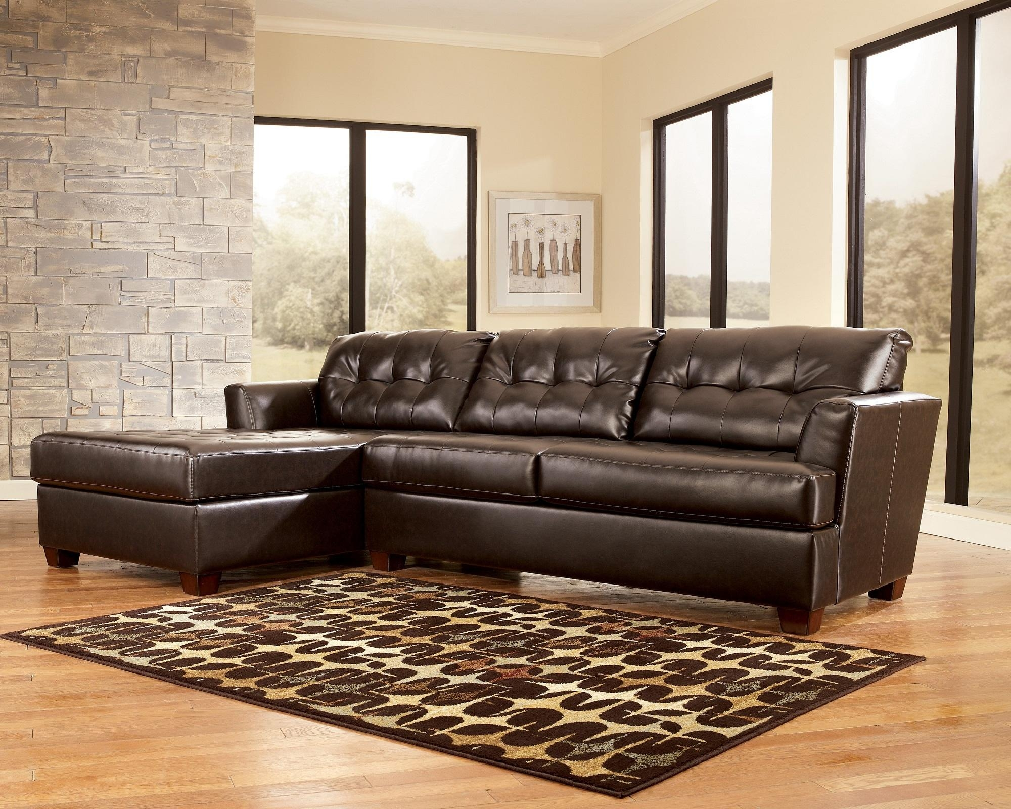 9 Best Contemporary Leather Sectional Sleeper Sofa With Chaise Regarding Black Leather Sectional Sleeper Sofas (Image 1 of 21)