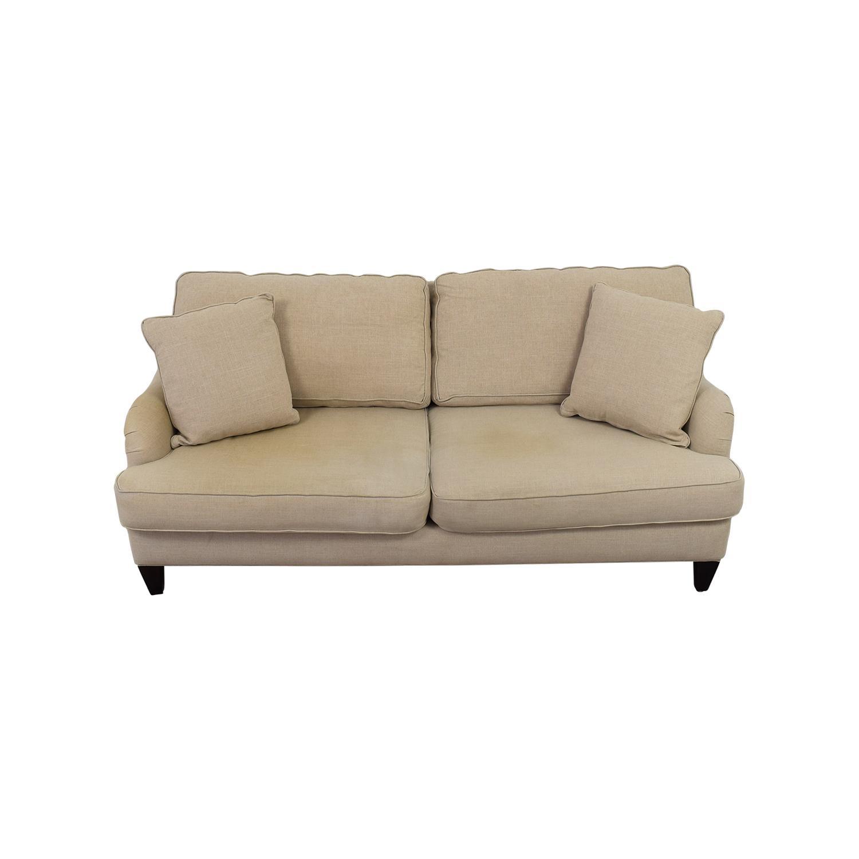 90% Off – Leggett And Platt Leggett & Platt Black Leather Sofa Bed For Cushion Sofa Beds (Photo 12 of 23)