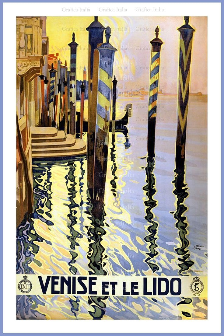 92 Best Vintage Poster Images On Pinterest | Vintage Travel intended for Italian Travel Wall Art