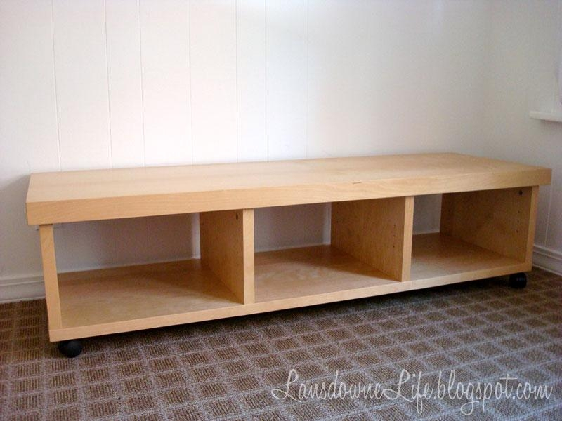 A Long Story About Playroom Toy Storage – Lansdowne Life Within Most Popular Playroom Tv Stands (Image 3 of 20)