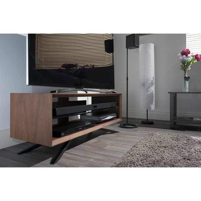 Aa110W | Techlink Tv Stand | For Tvs Up To 55"