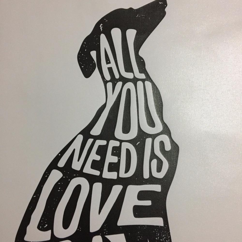Aliexpress : Buy Dog Minimalist Poster Italian Greyhound For Italian Greyhound Wall Art (Image 7 of 20)