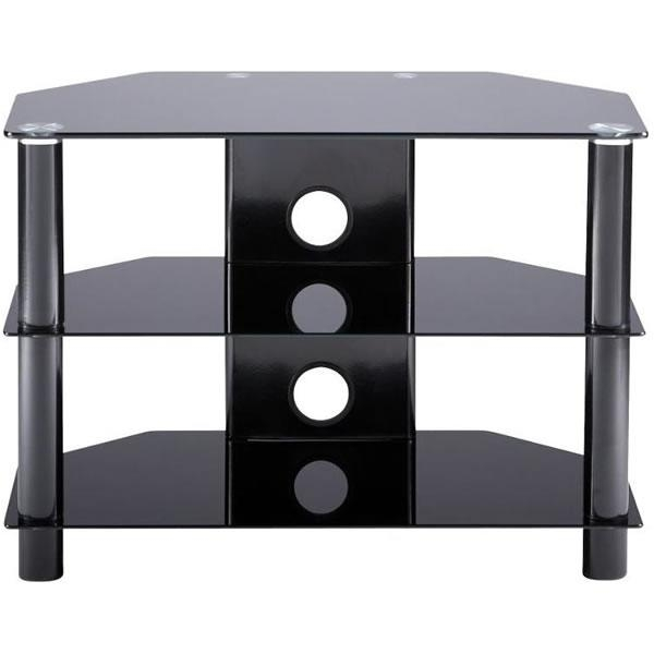 Featured Photo of Black Glass Tv Cabinet