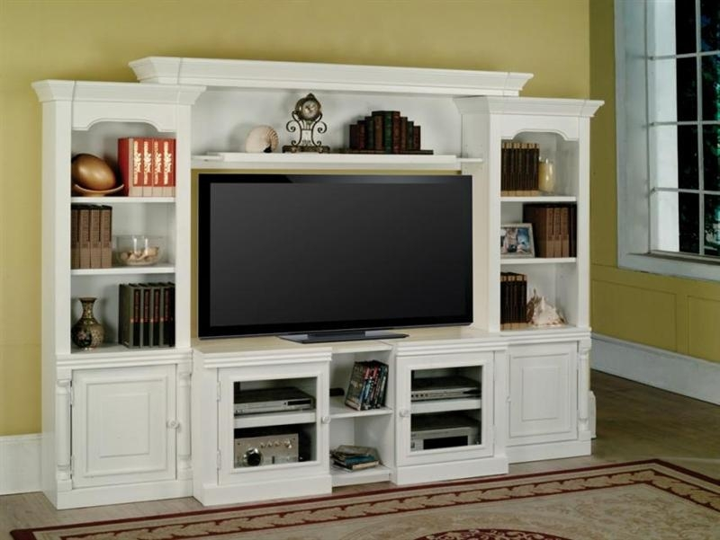 Alpine 43 60 Inch Tv 4 Piece Expendable Premier Wall Unit In Inside Best And Newest 60 Inch Tv Wall Units (Image 4 of 20)