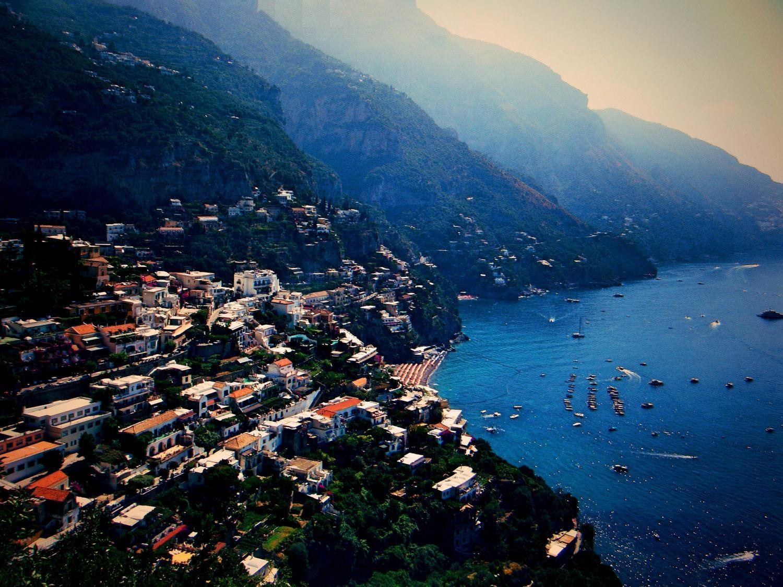 Amalfi Coast Travel Photography – Capri – Italian Decor – Wall Art Regarding Italian Coast Wall Art (Image 1 of 20)