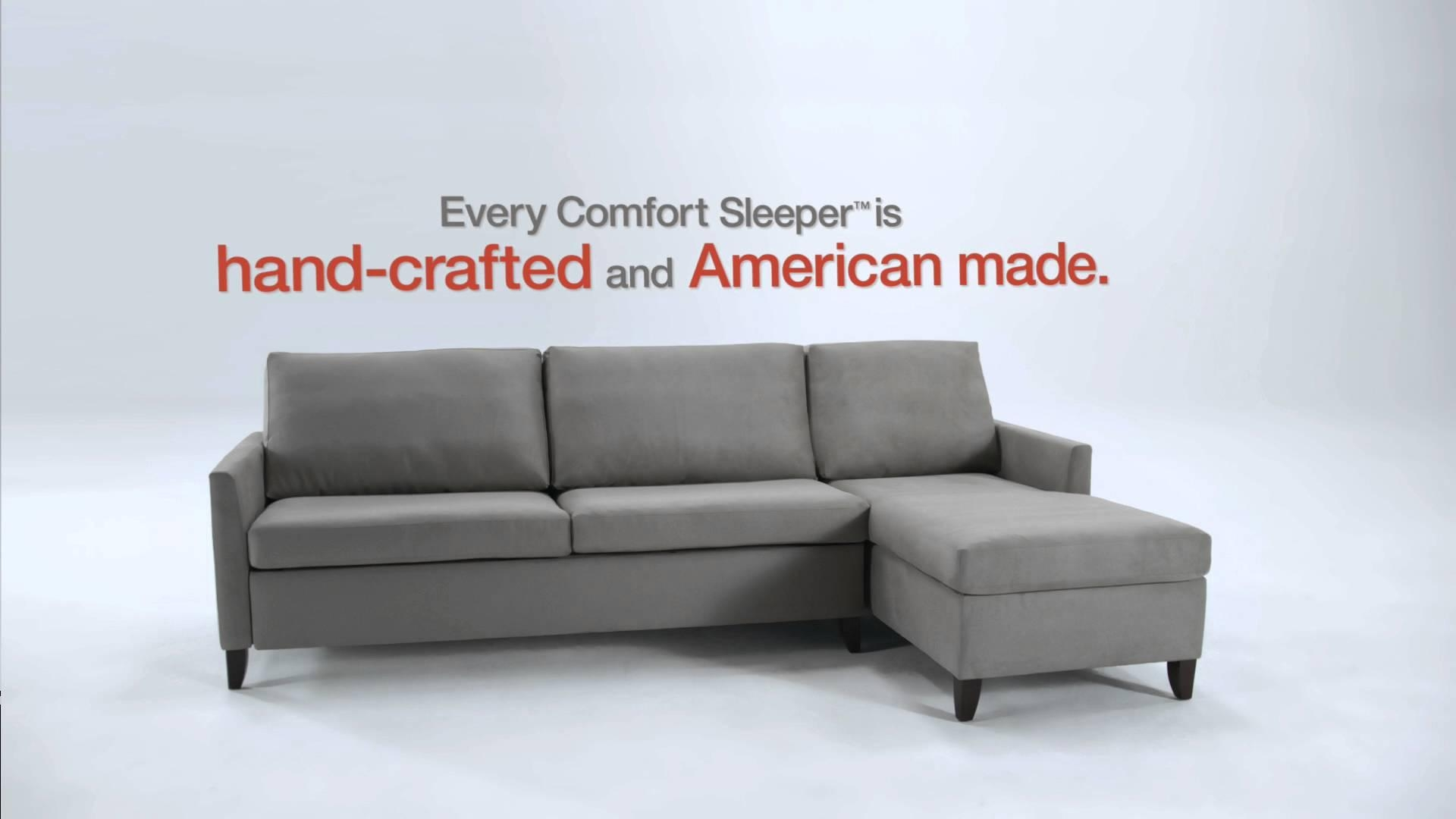 American Leather Comfort Sleeper (View 9 of 22)