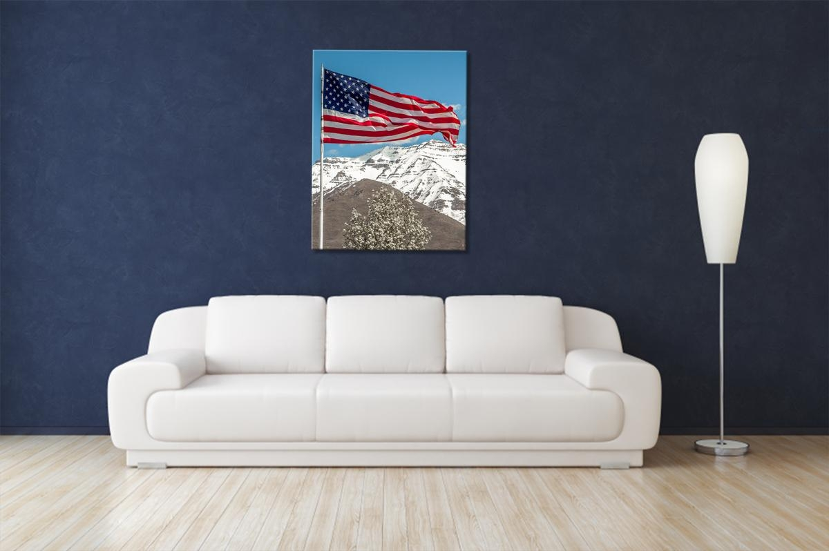 American Spring – Rogue Aurora Photography Throughout Red White And Blue Wall Art (Image 2 of 20)