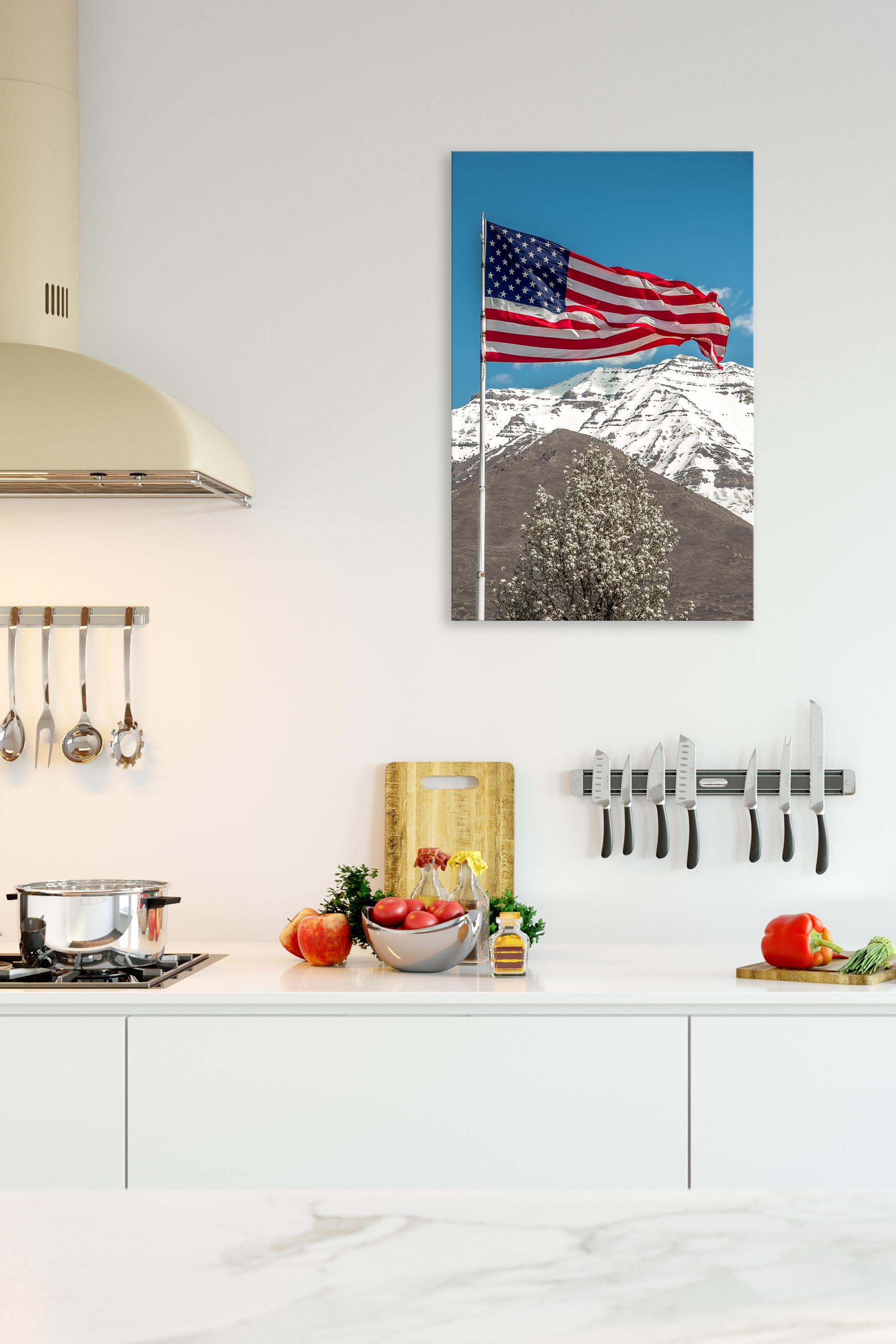 American Spring – Rogue Aurora Photography With Regard To Red White And Blue Wall Art (Image 3 of 20)