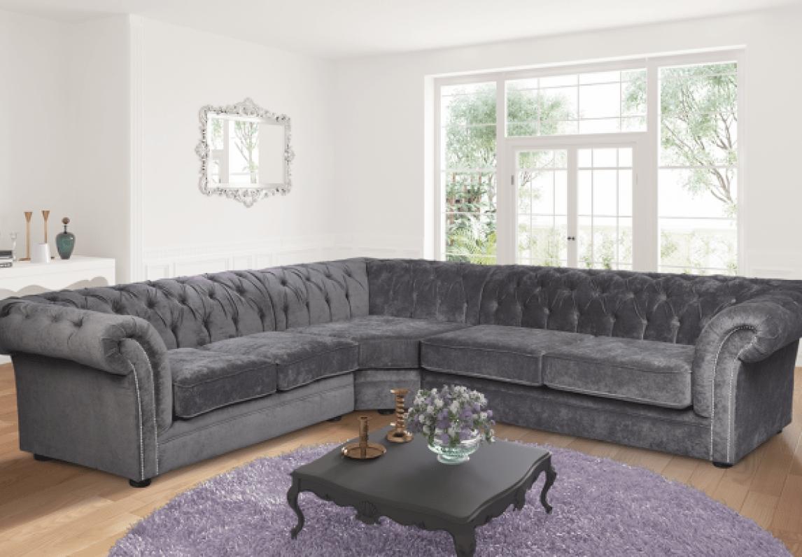 Amiable 2X2 Corner Sofa Tags : Corner Sofa Console Sofa Tables In 2X2 Corner Sofas (Image 5 of 21)