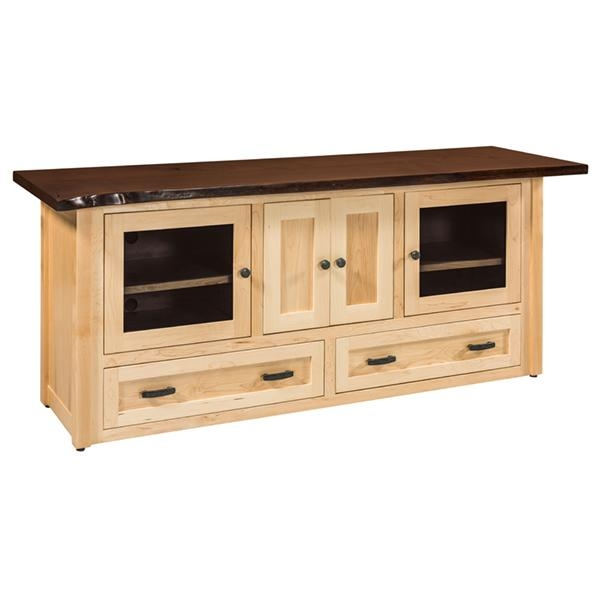 Amish Tv Stands, Amish Furniture | Shipshewana Furniture Co (Image 1 of 20)