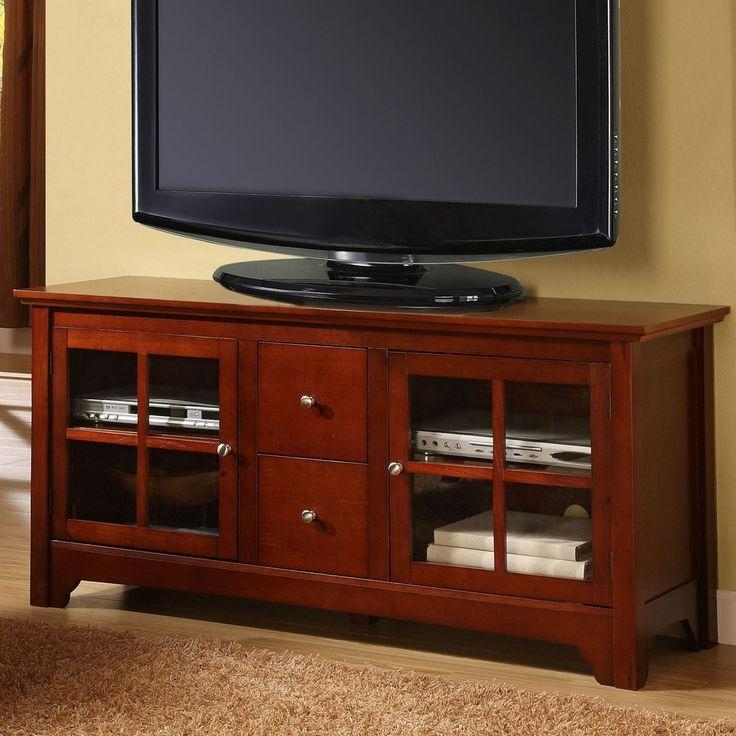 Appealing Design Cherry Wood Tv Stand Ideas Classic Dark Cherry In Current Cherry Wood Tv Stands (View 4 of 20)