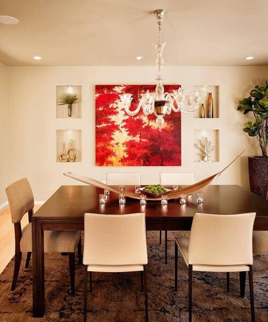 Art For Dining Room Design #15445 Regarding Art For Dining Room Walls (Image 3 of 20)