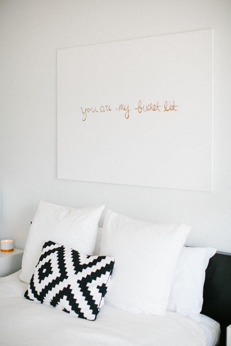 Featured Photo of Wall Art Over Bed