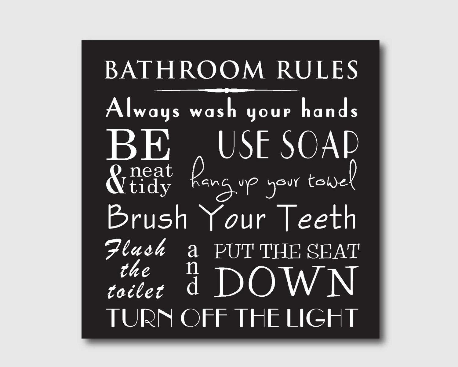 Art Prints For Bathroom (Image 1 of 20)