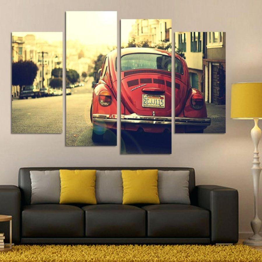 Articles With Automotive Themed Wall Art Tag: Automotive Wall Art. Within Ford Mustang Metal Wall Art (Photo 15 of 20)