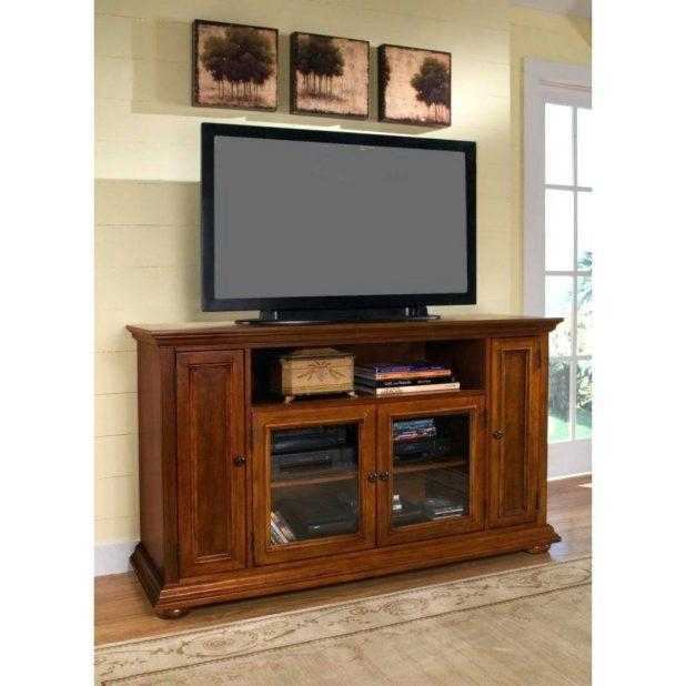Articles With Black/cherry 46 Inch Corner Tv Stand & Media Console Intended For Latest Corner Tv Stands For 46 Inch Flat Screen (Image 4 of 20)