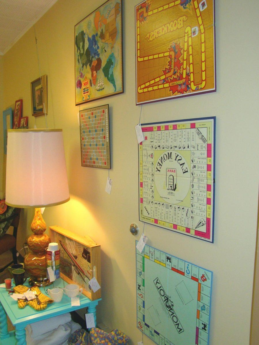 Articles With Board Game Canvas Wall Art Tag: Board Game Wall Art (View 2 of 20)