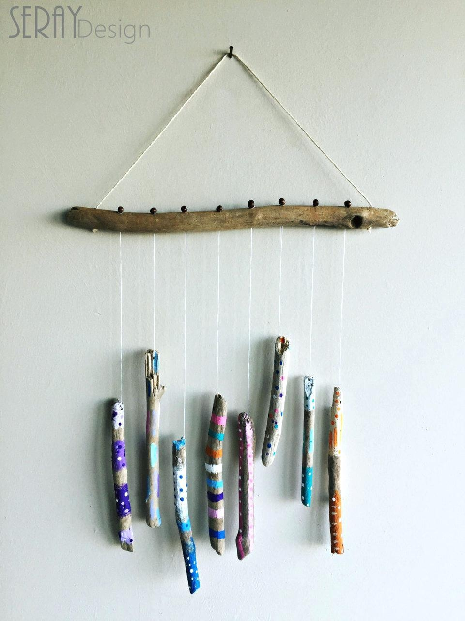 Articles With Driftwood Wall Hanging Tag: Driftwood Wall Hanging (Image 7 of 20)