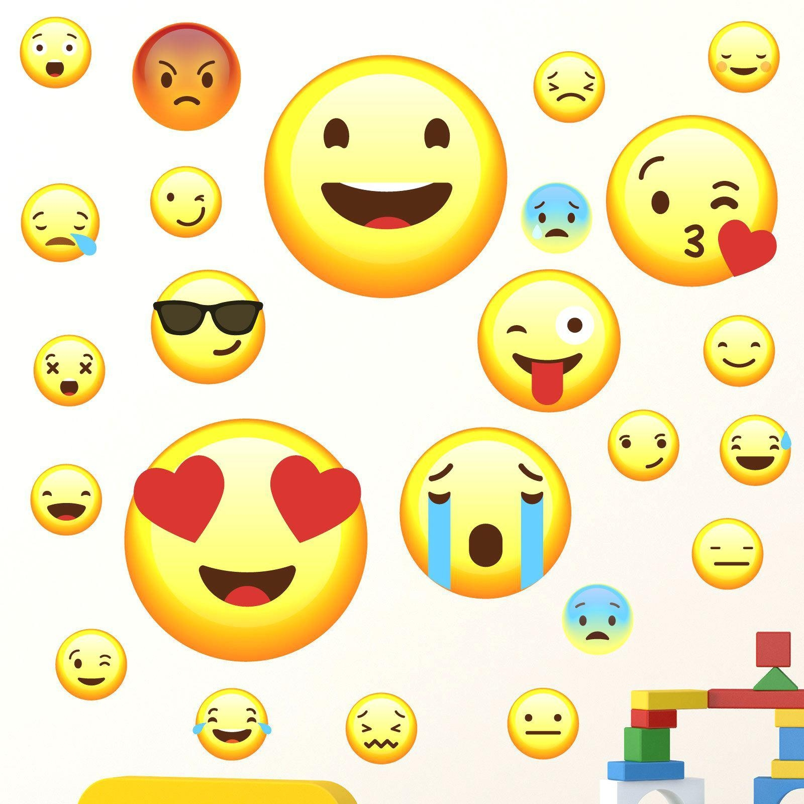 Articles With Emoji Wall Art Samples Tag: Emoji Wall Art (View 2 of 20)