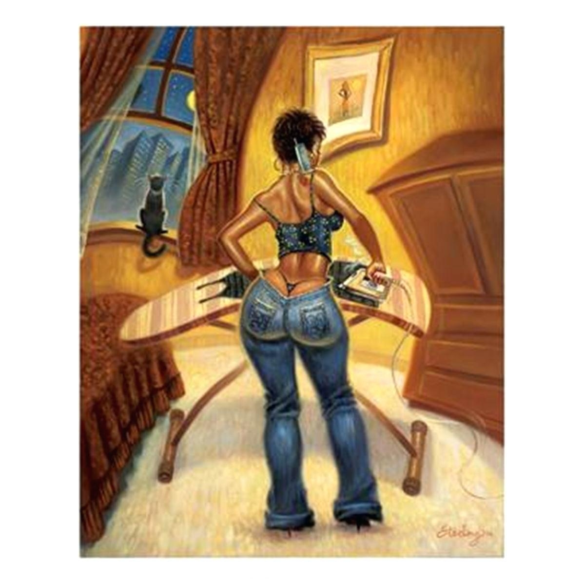 Articles With Framed African American Art Prints Tag: African In Framed African American Wall Art (View 8 of 20)